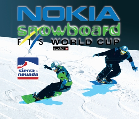 Copa del mundo  en Sierra Nevada